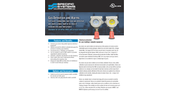 Specific-System - Alarms and Detection Unit Brochure