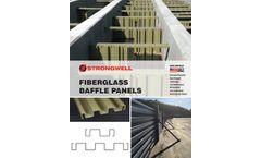 Strongwell - Fiberglass Baffle Panels - Brochure