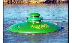 Dagaz Environmental - Model 700 Series - Electric Powered Pond Mills