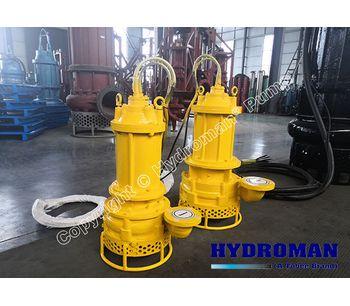 Hydroman™ Submersible Slurry Pump