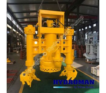Hydroman™ Hydraulic Pump can replace Draflow Hydraulic Pump