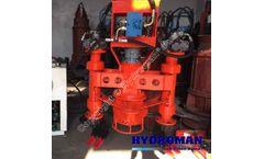 Hydroman™ Hydraulic submersible slurry pumps