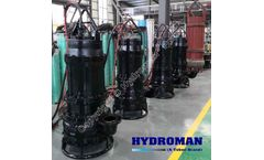 Hydroman™ Submersible pump