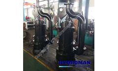 Hydroman™ TJQ200 Submersible Bitumen Dredging Pump