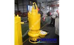 Hydroman™ Submersible Cutter Suction Dredger