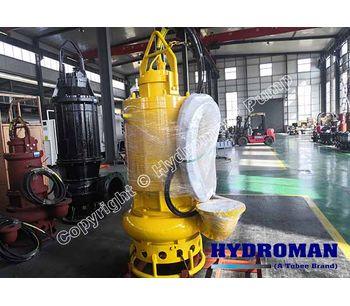 Hydroman™ Submersible Sand Pump 8'