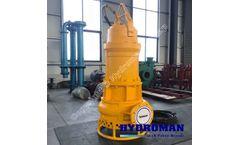 Hydroman™ Centrifugal Submersible Slurry Pumps