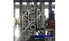 Hydroman™ Submersible Agitator Sand Pump