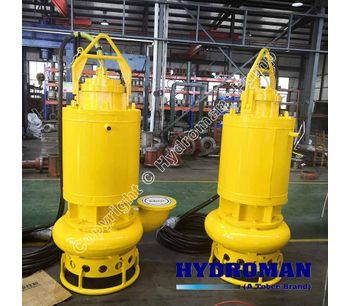 Hydroman™ Submersible Pumps