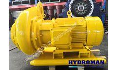 Hydroman™ Microtunneling Slurry Pump