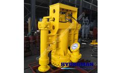Hydroman™ Excavator mounted hydraulic dredge pump