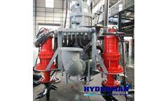 Electric Submersible Sediment Dewatering Pump