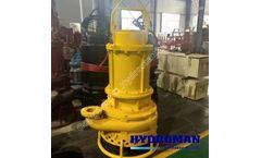 Hydroman™ 50TJQ Submersible Slurry Pump