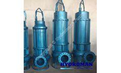 Hydroman™  Submersible Construction Dewatering Pumps