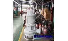 Hydroman™  Submersible submerged suction pump