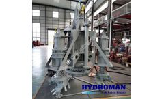 Hydroman™  Submersible sewage cutter pump