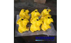 Hydroman™ submersible sand pump agitator