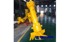 Hydroman® - Model ExPro™ - Hydraulic Dredging Cutters