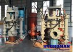 Hydroman™ -  Hydraulic Driven Submersible Dredging Pumps