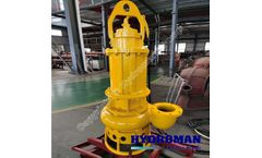 Hydroman - Submersible Agitator Slurry Pumps