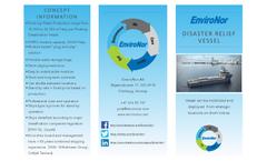 EnviroNor - Emergency Response Vessel (ERV) Brochure