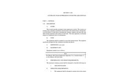 ECO-Blaster, BCS Specification (PDF 32 KB)