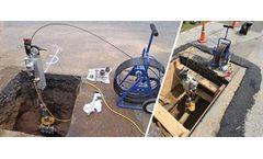 ULC - Model PRX250 - Live High Pressure Gas Main Camera Inspection System
