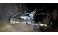 ULC - Large VGC Live Gas Main Crawler Inspection System