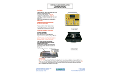 Hydrodyne - Model SSS-12P and SSS-22P - Portable Liquid Scintillation Counting System - Datasheet