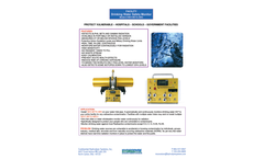 Hydrodyne - Model NEX-BETA-ABG - Drinking Water Radiation Safety Inlet Monitor - Datasheet