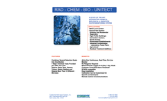 UNITECT - Biological and Radiation Water Monitoring System - Datasheet