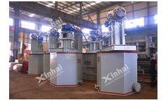 Xinhai - Model GJC - High Efficiency Agitator Washer