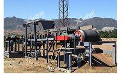 Xinhai - Model CTGG - Magnetic Drum