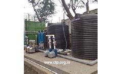 CTPAC - Model 009 - Sewage treatment Plant