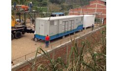 Colobia Wastewater Treatment Project