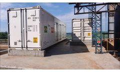 Brazil Containerized Leachate Treatment project