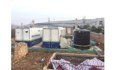 Henan Shangqiu Landfill Leachate Treatment Project