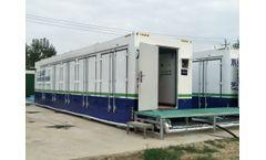 Henan Minquan District Leachate Treatment Equipment