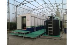 Sheqi Leachate Treatment Project in Henan