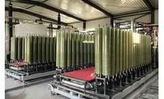 Beijing Haidian Landfill Leachate Treatment Equipment