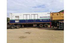 Jiarong case study - Angola Leachate Treatment Project