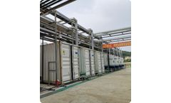 Liaoning Yingkou Minimal Liquid Discharge Leachate Treatment Project