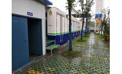 Hunan Shishou Leachate  Minimal Liquid Discharge Treatment Project