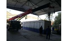 Shanxi Yuncheng Leachate Treatment Project