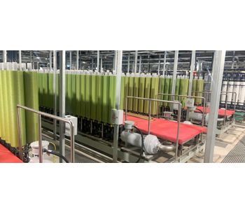 Fujian Changting Industrial Wastewater Treatment Project