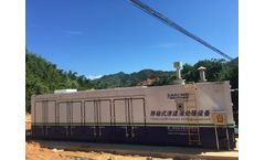 Jiarong case study - Fujian Zhangzhou Landfill Leachate Treatment Project