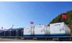 Heilongjiang shuangyashan Landfill Leachate Treatment Project