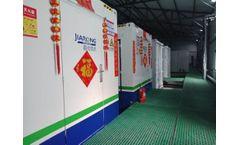 Harbin Landfill Leachate Treatment Equipment