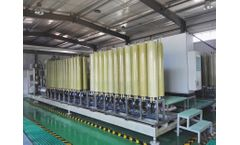 Suzhou Waste Incineration Power Plant Leachate Treatment Project