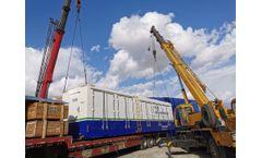 Xianyou Landfill Leachate Emergency Treatment Project